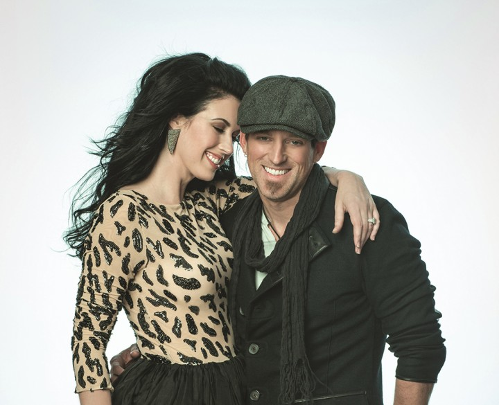Husband and wife duo, Shawna and Keifer Thompson, better known as Thompson Square will perform Jan. 30 at Hoosier Park Racing and Casino. (Submitted photo)