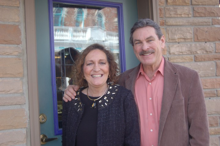 Regina and Phillip Owens are retiring after 41 years as owners of Jewel Box Jewelers. (Photo by Heather Lusk)