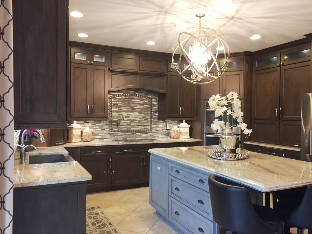 column: your guide to kitchen islands