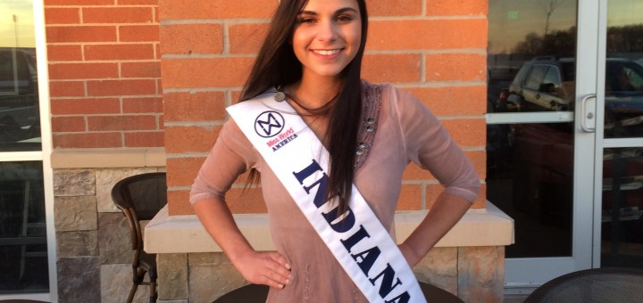 Fishers resident Alexandra Syndram wins Miss Indiana pageant. (Photo by Theresa Skutt)
