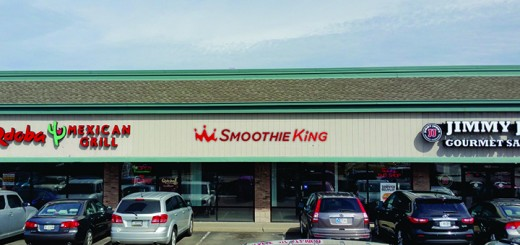 The Smoothie King's new location, 8270 E. 96th St. (Submitted photo)