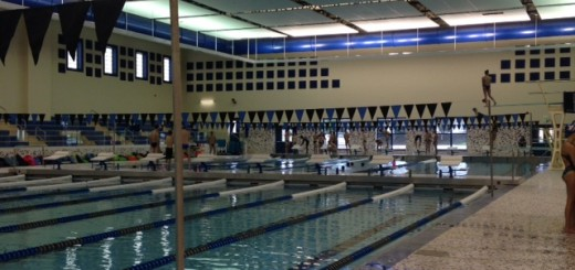 The Southeastern Swim Club is excited to use its newly constructed facility, opened in April. (Submitted photo)