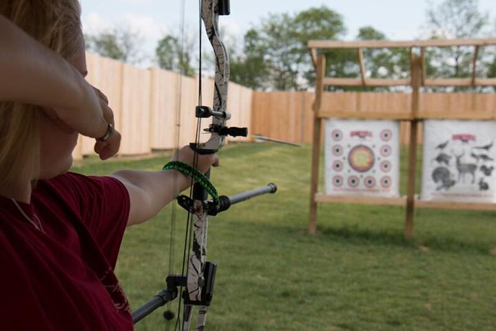 archery 21 arrow range - photo #7