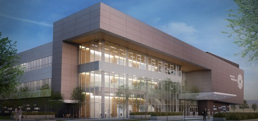 North Cancer Center rendering