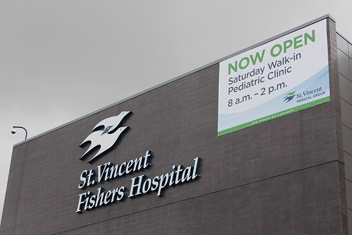 The new clinic opened June 12. (Photo by James Feichtner)