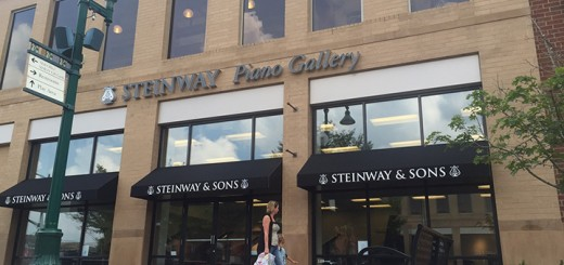 Steinway Piano Gallery will soon open in Clay Terrace. (submitted photo)