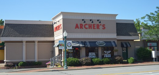 Archer's Meats, at 8655 E. 116th St. (Photo by Michelle Williams)