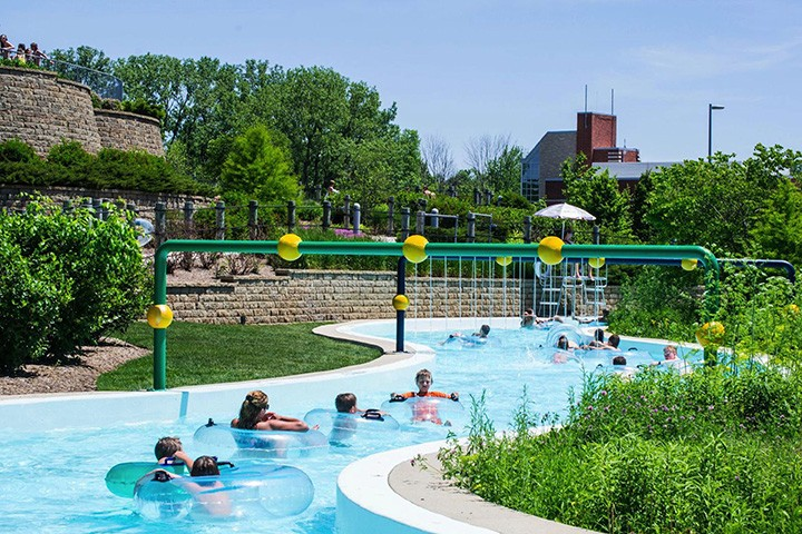 Participants are invited to visit the Waterpark at the Monon after the event. (submitted photo)