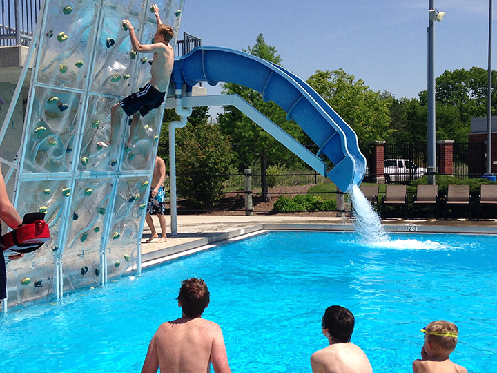 The Waterpark has experienced more weather- related closings this year than any other. (Submitted photo)