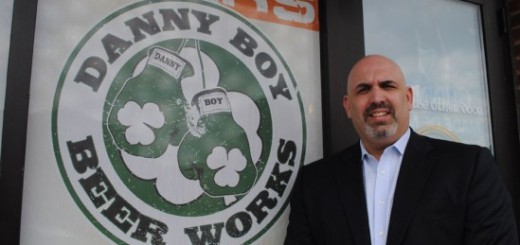 Kevin Paul, owner of Danny Boy Beer Works. (File photo)