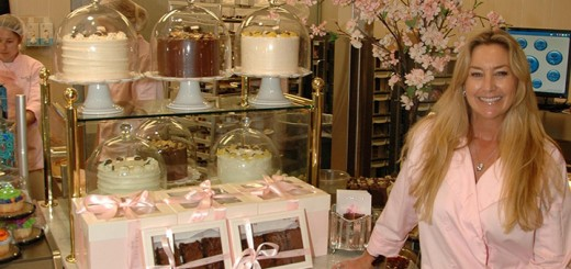 Gwendolyn Rogers inside her Broad Ripple storefront, Cake Bake Shop. (Submitted photo)