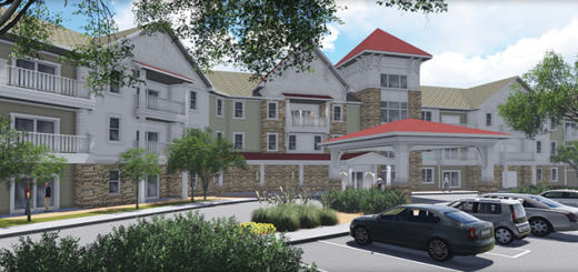 A rendering of The Reserve at Hamilton Trace. (Submitted rendering)