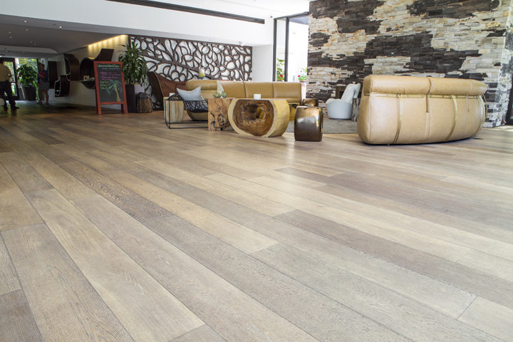 Use the Janka Scale to determine what type of hardwood floor you might want. (Submitted photo)
