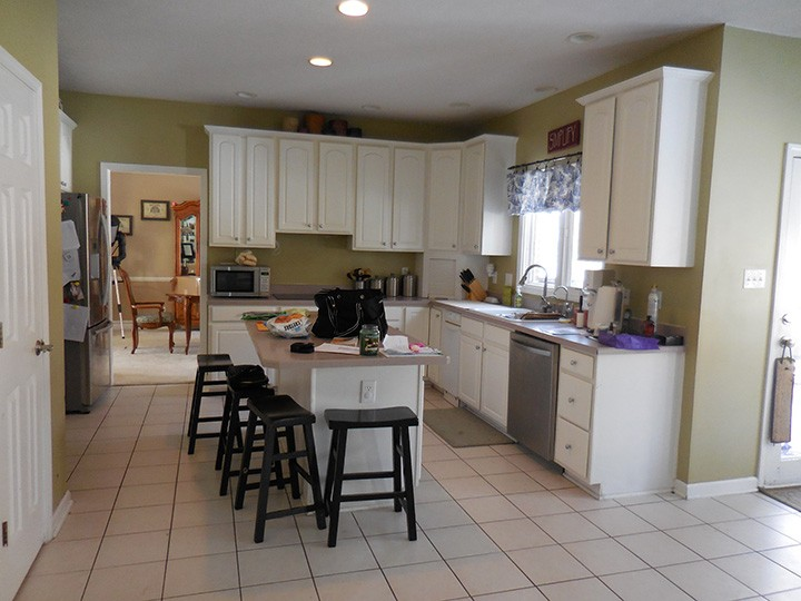 Before and after: Updating your 90s kitchen - Current in ...