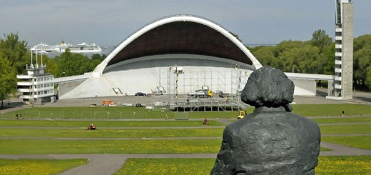 Tallinn, Estonia, Song Festival Grounds (Photo by Don Knebel)