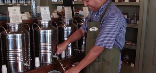 David Maxwell at The Olive Mill. (Photo by Lana Bandy)