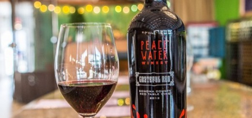 Peace Water Winery's 2012 Grateful Red earned Red Wine of the Year at the Indy International Wine Competition. (submitted photo)