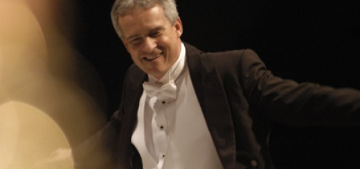 David Bowden, Artisitic Director of Carmel Symphony Orchestra. (Submitted photo)