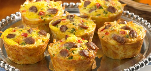 Morning breakfast muffins. (Submitted photo)
