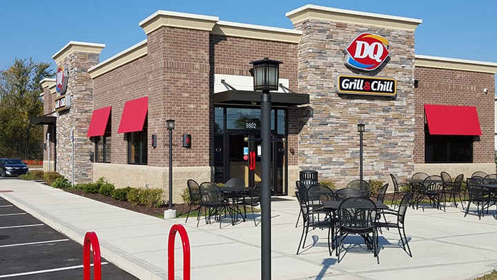 The new Dairy Queen on Michigan Road. (Submitted photo)