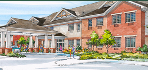 A rendering of Copper Trace, opening in Westfield. (Submitted rendering)