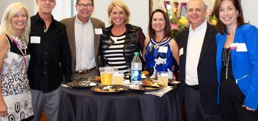 Shari Worrell, Randy Sorrell, Jeff Worrell, Kim Sorrell, Carol Urbanski,Brian Urbanski and Melissa Stapleton Barnes. (Photos by Amy Pauszek)