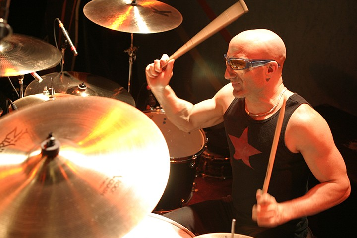 Drummer Kenny Aronoff will be in Indy for the 17th annual Ann Katz Festival of Books & Arts. (Submitted photo)