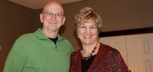 "Local authors Steve and Lorri Zeller penned, ""Raising Boys the Zeller Way."""