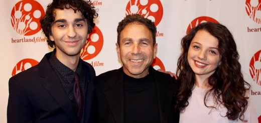 """""""Coming Through The Rye"""" had its world premiere screening at the Heartland Film Festival closing night and brought a little Hollywood charm along with it. Alex Wolff, director and writer James Sadwith and Stefania Owen walked the red carpet in front of excited fans and were thrilled to be in Indianapolis. Wolff was here a few months ago promoting """"Paper Towns"""" with his bother Nat. He is proud of his work in """"Coming Through The Rye"""" and looks forward to upcoming projects."""