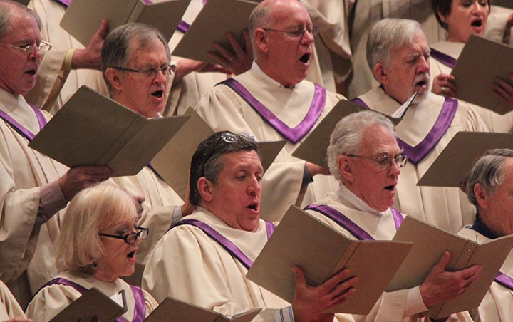 A choir will be one of the many groups to perform during the holiday concerts at St. Luke's United Methodist Church. (Submitted photo)
