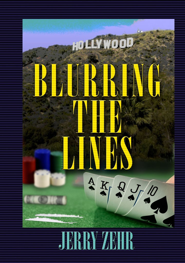 "Jerry Zehr penned a book titled, ""Blurring the Lines."" (submitted photo)"