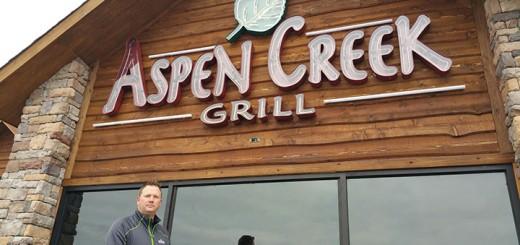 Mike Bennett at Aspen Creek Grill, 13489 Tegler Dr., Noblesville. (Submitted photo)