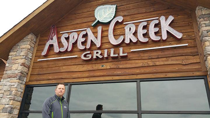 Is Aspen Creek Grill Open Christmas Day 2020 Aspen Creek Grill now open | Current Publishing