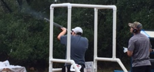 Spencer Jordan shot in the National Sporting Clays Championship in Texas last week. (Submitted photo)