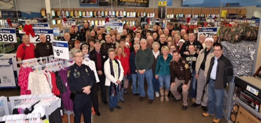 The Christmas with a Cop program raised more than $45,000 in 2014 to help 420 children in Boone County. (Submitted photo)
