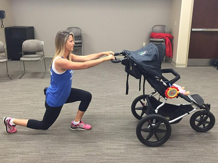 The holidays are no time to slack when it comes to getting in a quick workout with or without the kids. (Submitted photo)