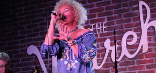 Jennie DeVoe at her concert at The Warehouse in May. DeVoe returns to The Warehouse Nov. 7. (File photo by Amy Pauszek)