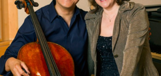 Yo-Yo Ma and Kathryn Stott will be at the Palladium Nov. 18. (Submitted photo)