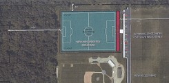The Carmel Dads' Club has proposed a 74-foot structure. (Submitted photo)