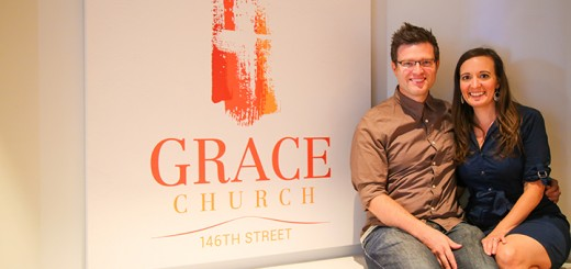 Patrick and Maya Laurent will travel to London next year for Grace Church. (Photo by Feel Good Now)