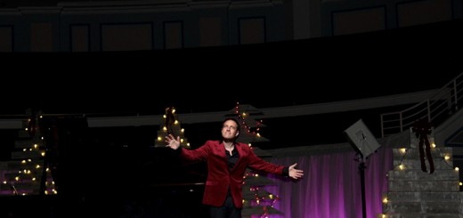 Jim Brickman had a well deserved standing ovation and thrilled the Palladium guests with his special guests Anne Cochran, Tracy Silverman and Carmel's own Ambassadors Show Choir. Everyone left humming holiday tunes and with smiles.
