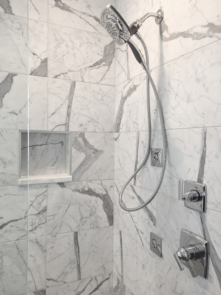 This is one example of a master bath remodel. (Submitted photo)