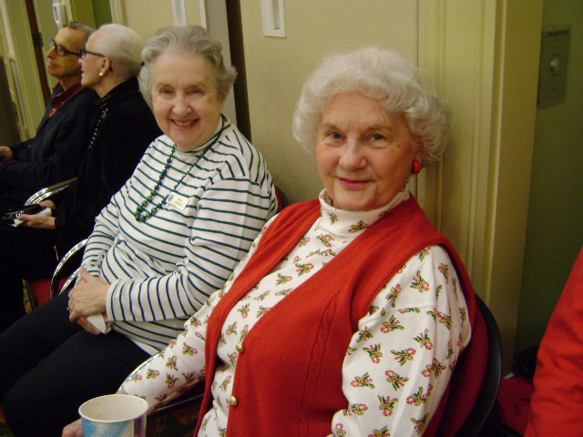 The Barrington Photo 3 - Wilma Preissler and Marianne Dorrell