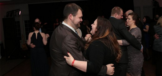 Dawn and Marcus Such dance at the inaugural Caring Center gala in 2015. (submitted photo)