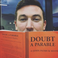 "Trevor Fanning will play the parish priest in ""Doubt, A Parable."" (Submitted photo)"