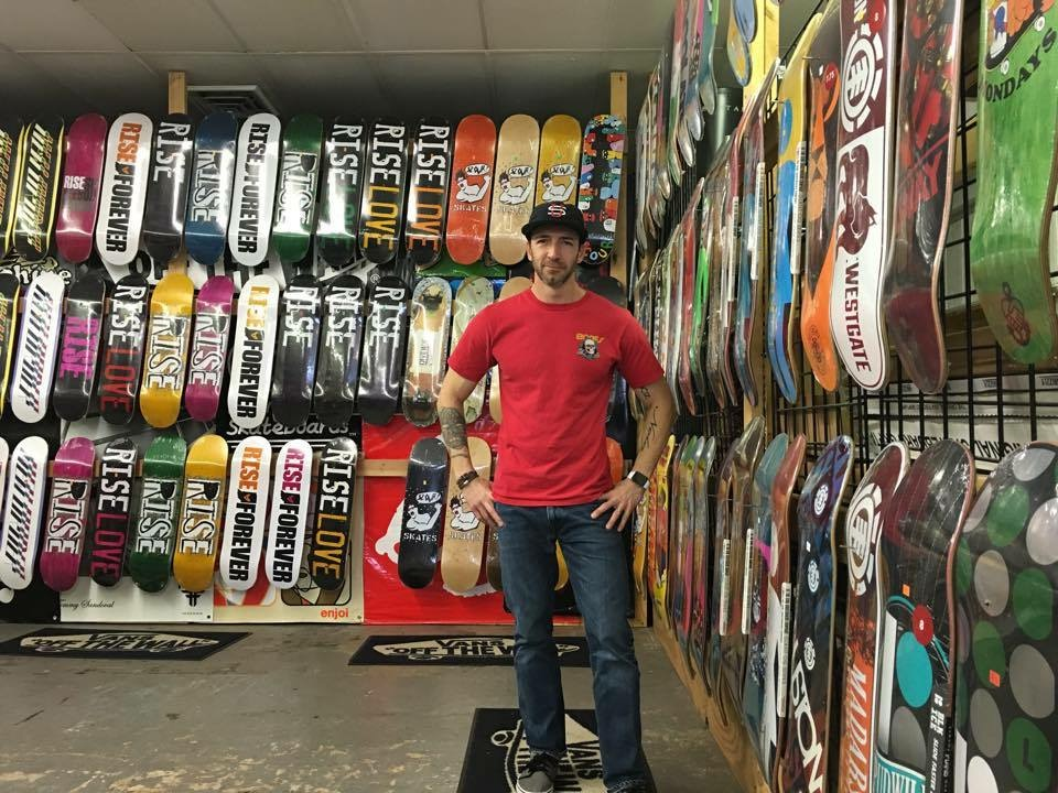 2953ee6391 Rise skateboard shop in Carmel changes ownership