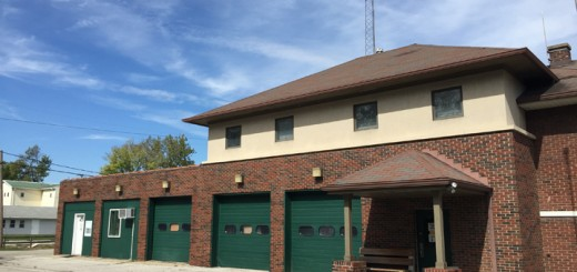 The current location for Open Doors is in the old fire station at 110 Jersey St. (Current file photo)