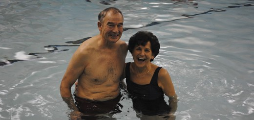 Dan and Judy Schwinghammer have used the PrimeLife Enrichment pool to help with Judy's shoulder healing and Dan's arthritis. (Photos by Anna Skinner)