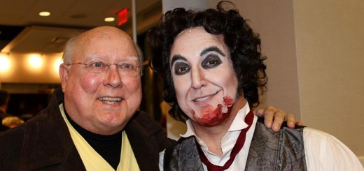 "Don Farrell, Sr. was happy he passed on his son Don Jr.'s invitation for a free shave at ""Sweeney Todd"" on opening night. Don Farrell Jr. is a co-founder/artistic director of Actors Theatre of Indiana."