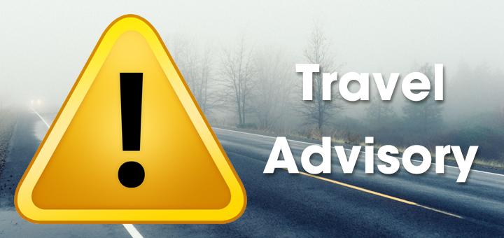 Hamilton County issues yellow-level travel advisory – Current in Carmel